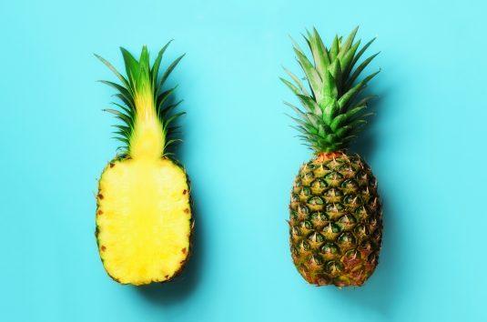 Ananas - jakie ma właściwości?