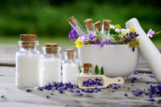 China rubra - początki homeopatii.
