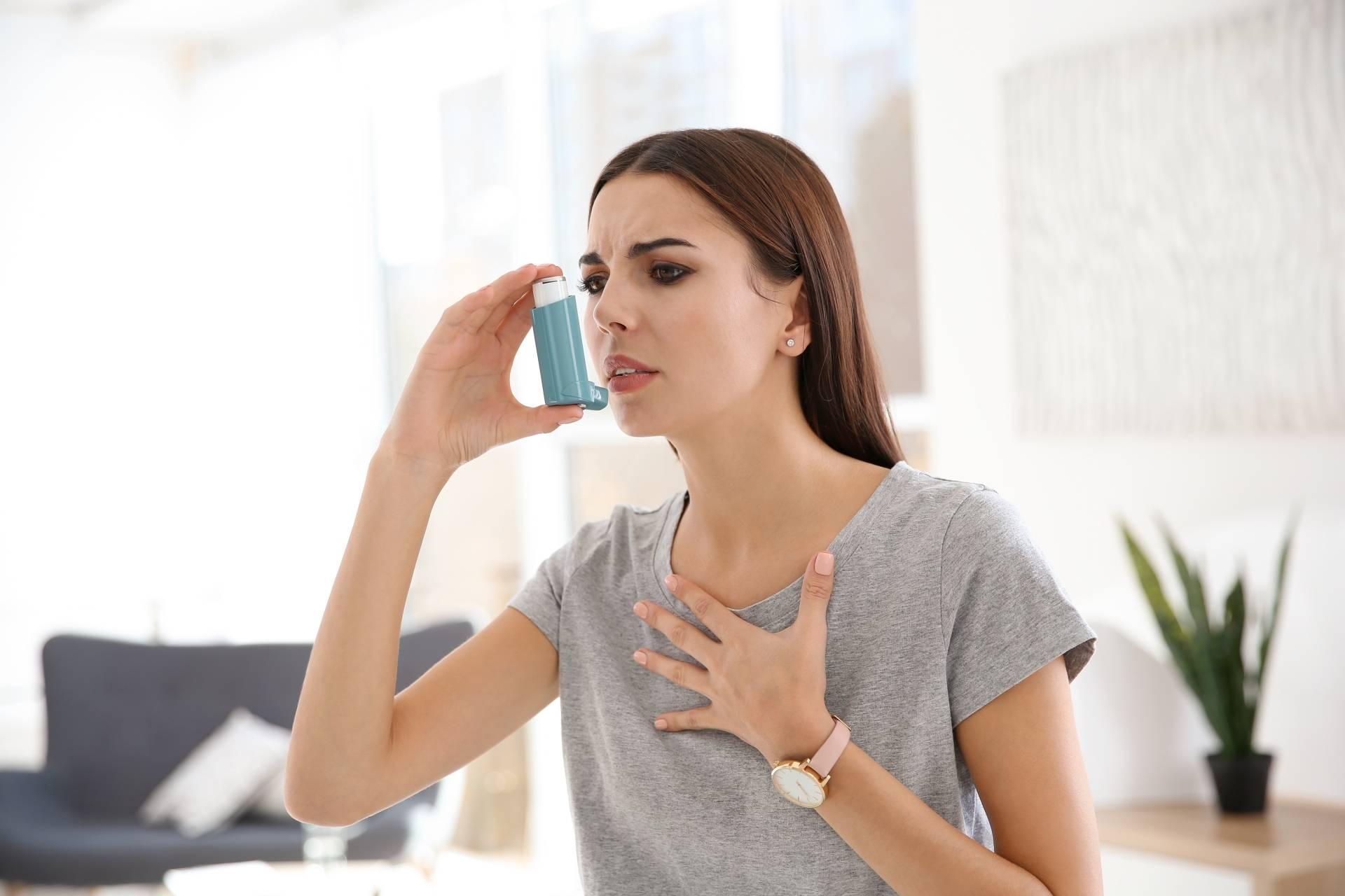 Astma i POCHP - koronawirus a choroby współistniejące.