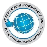 Polskie Towarzystwo Alergologiczne - atest - logo