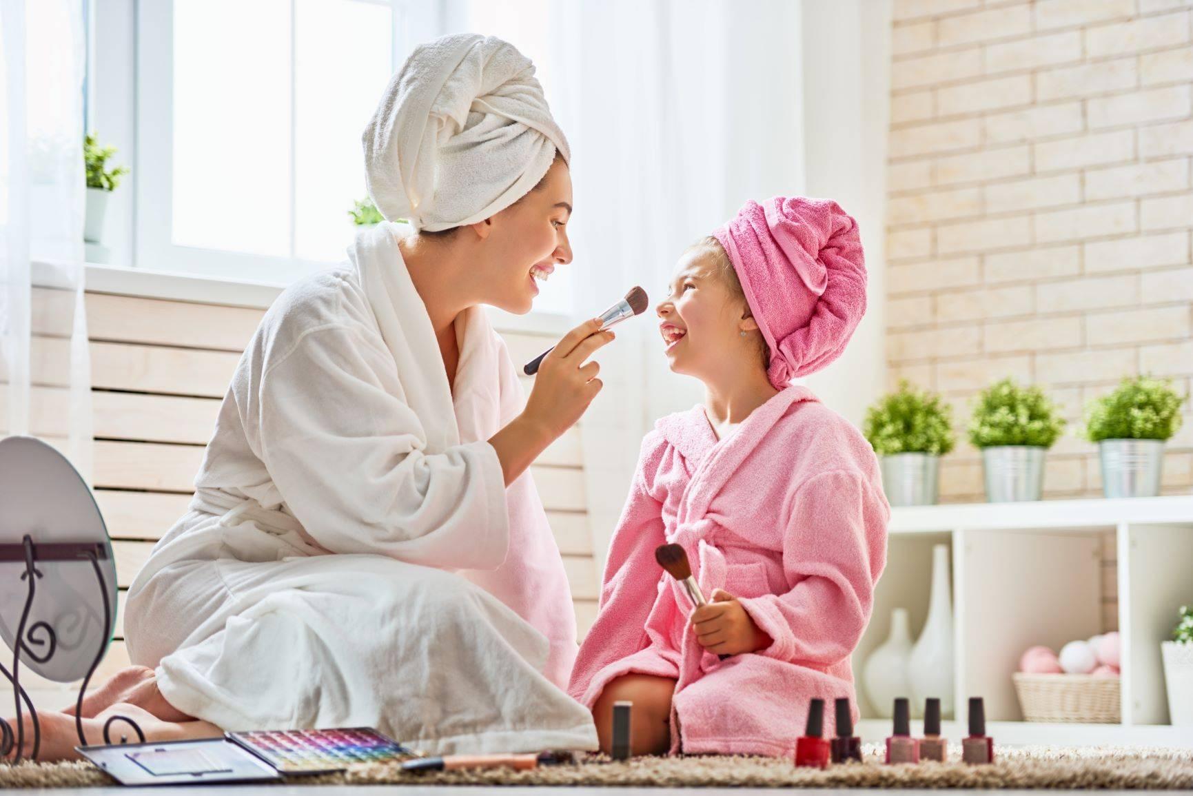 Bezpieczne kosmetyki dla dzieci.