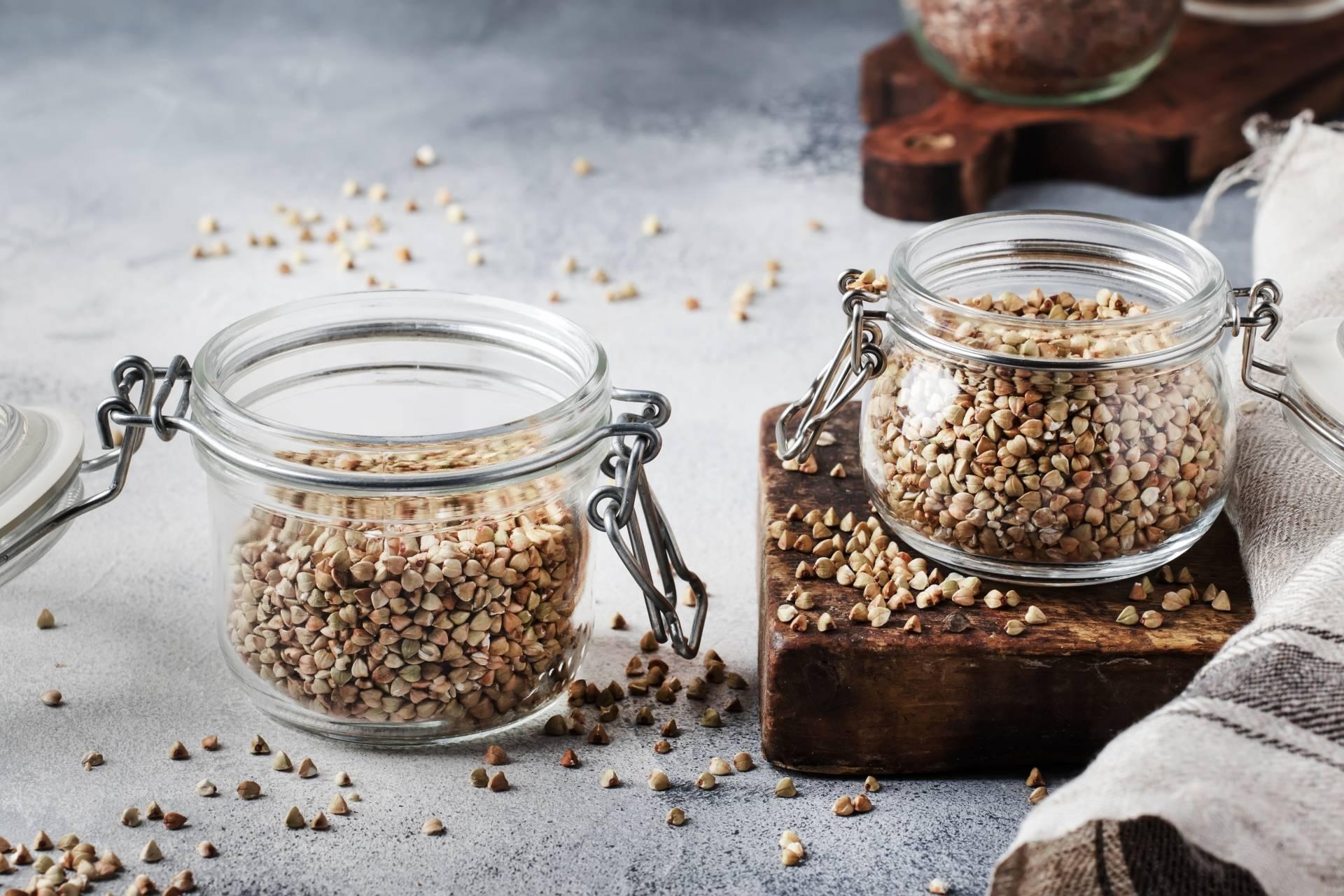 Kasza gryczana - jak zrobić chleb gryczany?