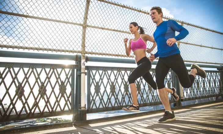 Biegacze nie muszą rezygnować z biegania, jeśli wynik rezonansu magnetycznego pokazuje zwyrodnienie kręgosłupa.