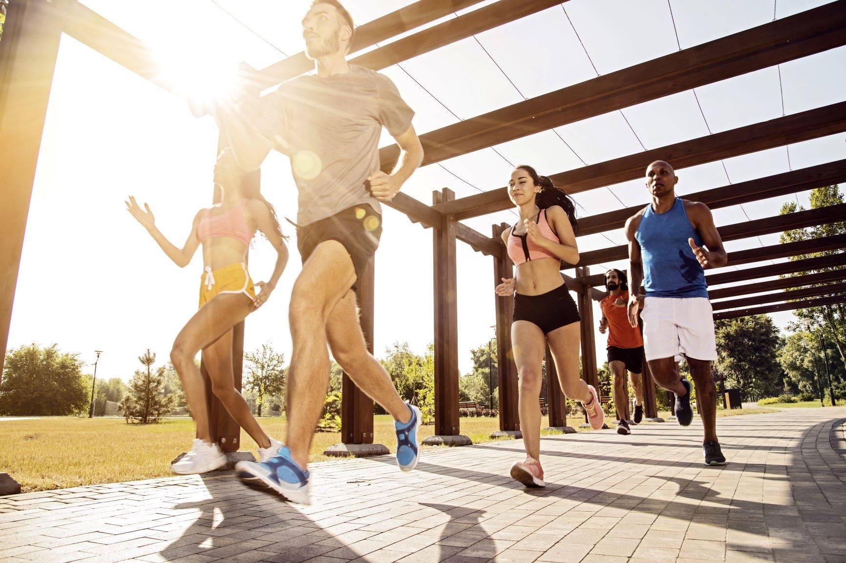 Aktywność fizyczna pomaga zachować dobrą kondycję mózgu.