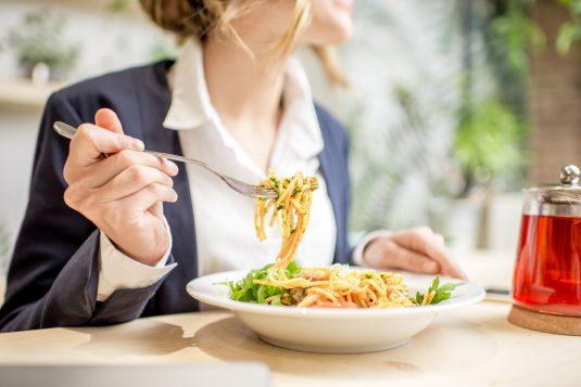 Co na lunch? Przepisy na szybkie dania.
