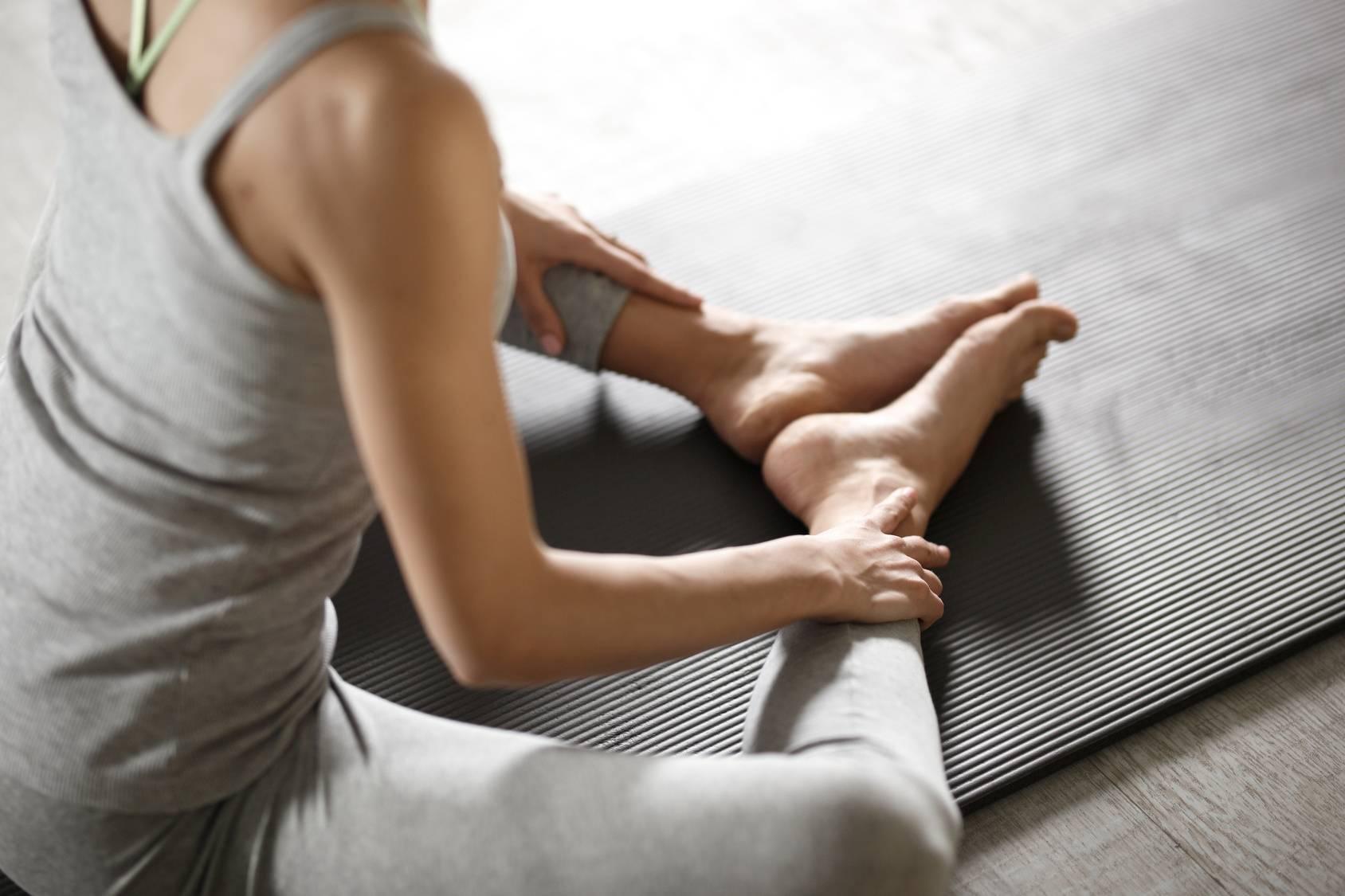 Ćwiczenia fizyczne - rytuały tybetańskie.
