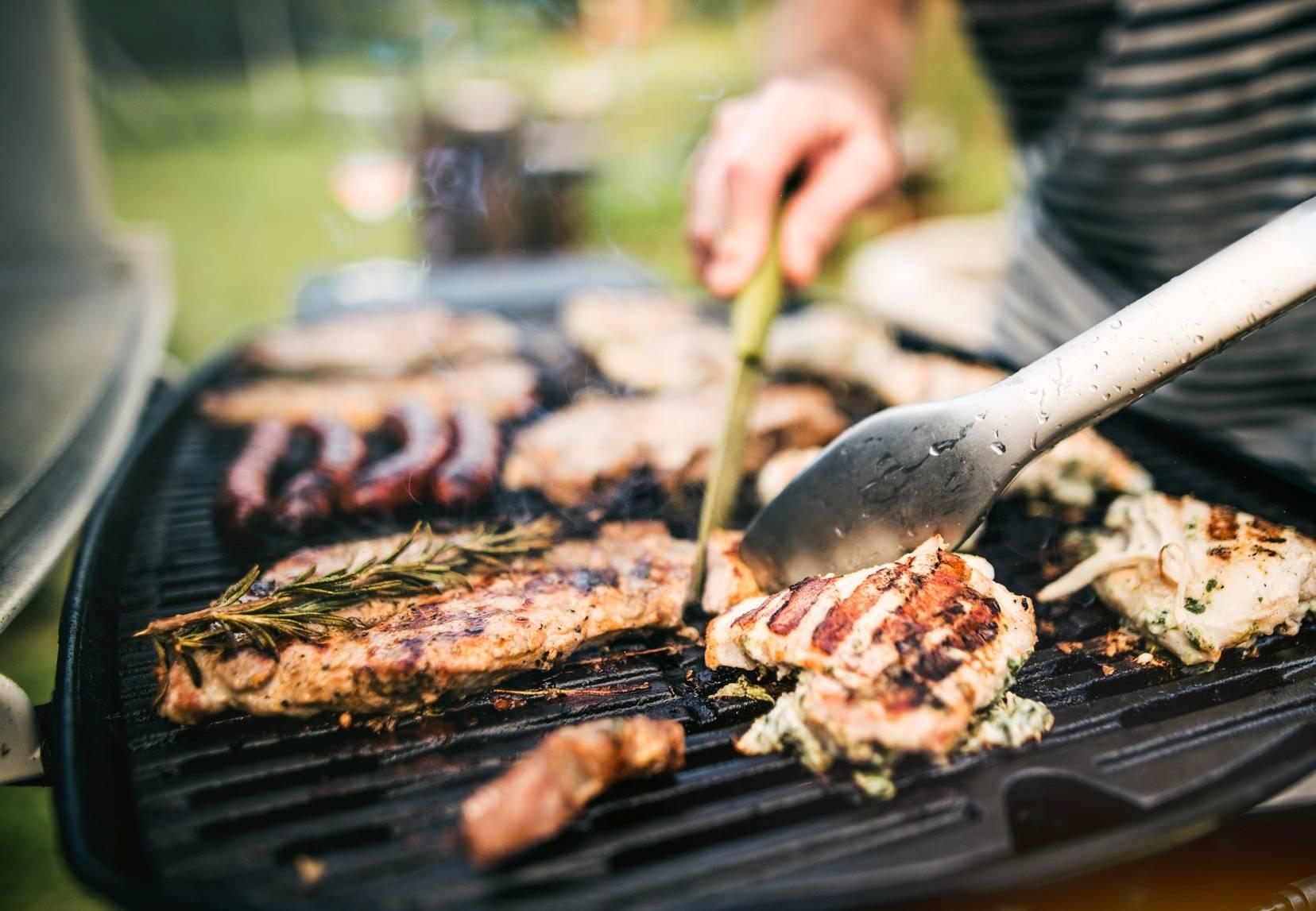 Grillowane jedzenie - czy jest bezpieczne i zdrowe?