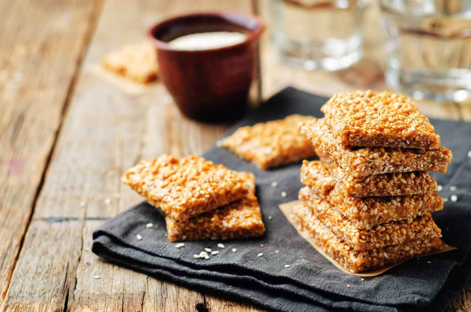 Sezam - jakie nasiona warto jeść?