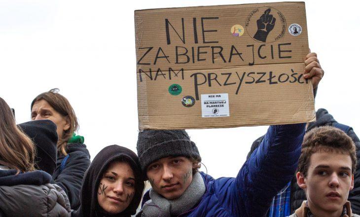 Młodzieżowy Strajk klimatyczny - o co walczą nasze dzieci?