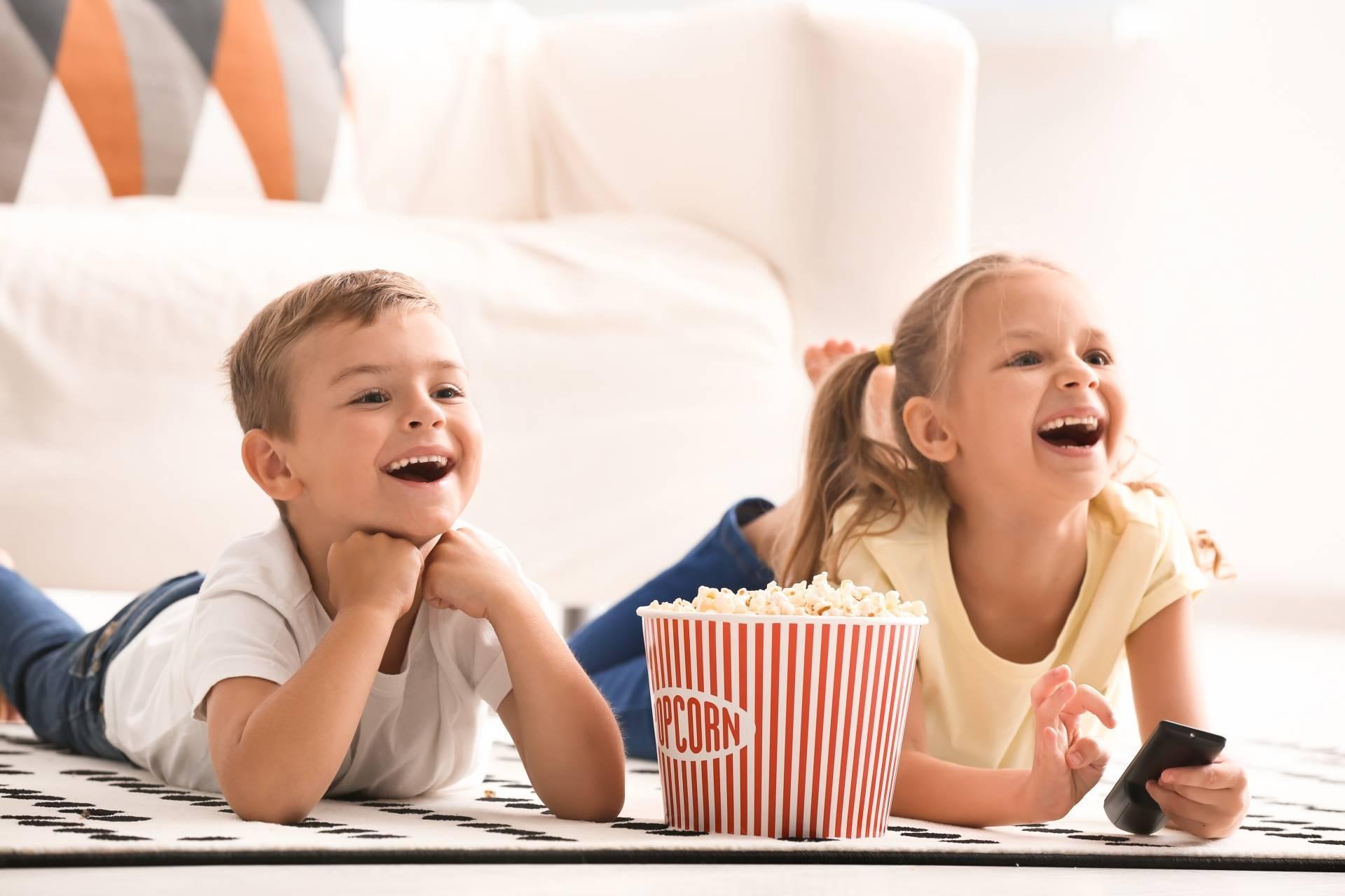 Top 10 filmów familijnych na czas pandemii.