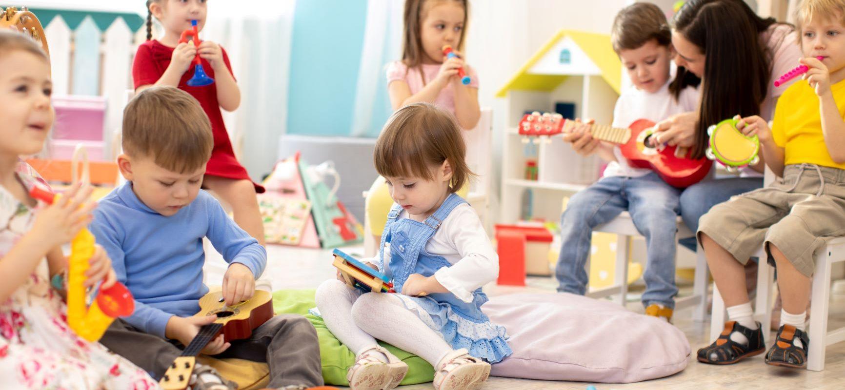 25 zabaw dla dzieci w wieku przedszkolnym.