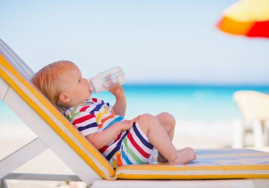 Jakie są objawy odwodnienia u dziecka?
