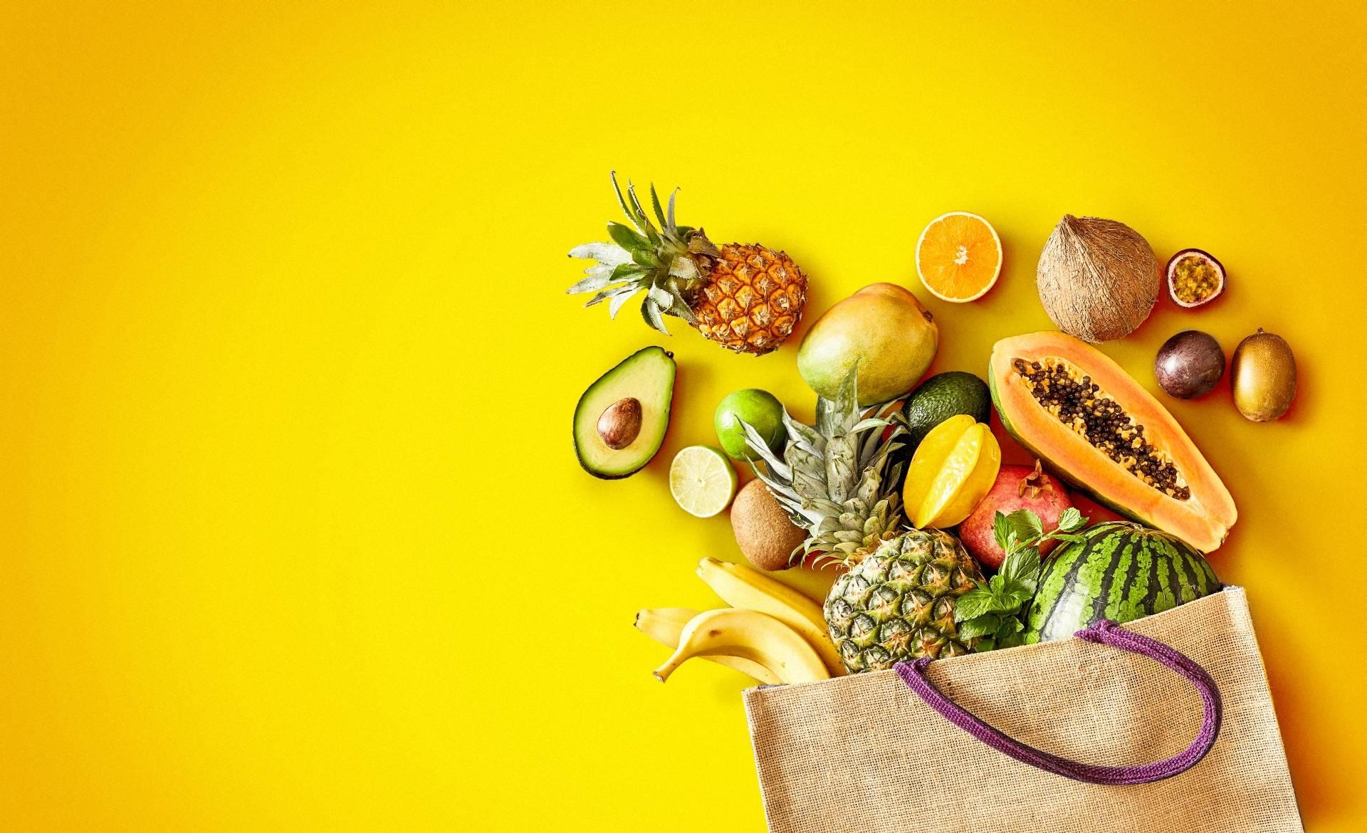 Koronawirus - czego nie jeść? Egzotyczne warzywa i owoce.
