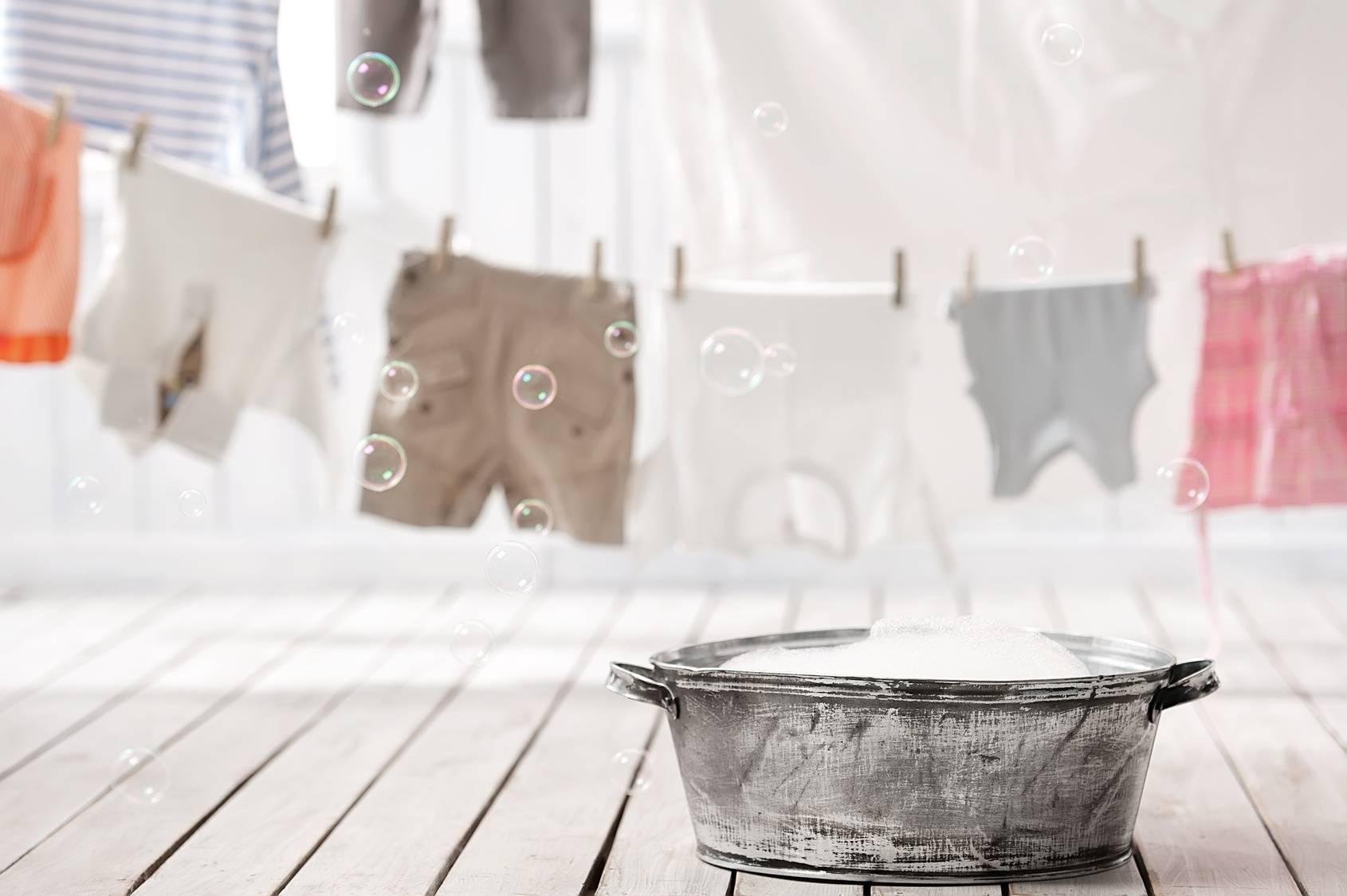 Jak prać ekologicznie i zrobić własny detergent do prania domowym sposobem?