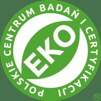 Eko znak logo - Polskie Centrum Badań i Certyfikacji