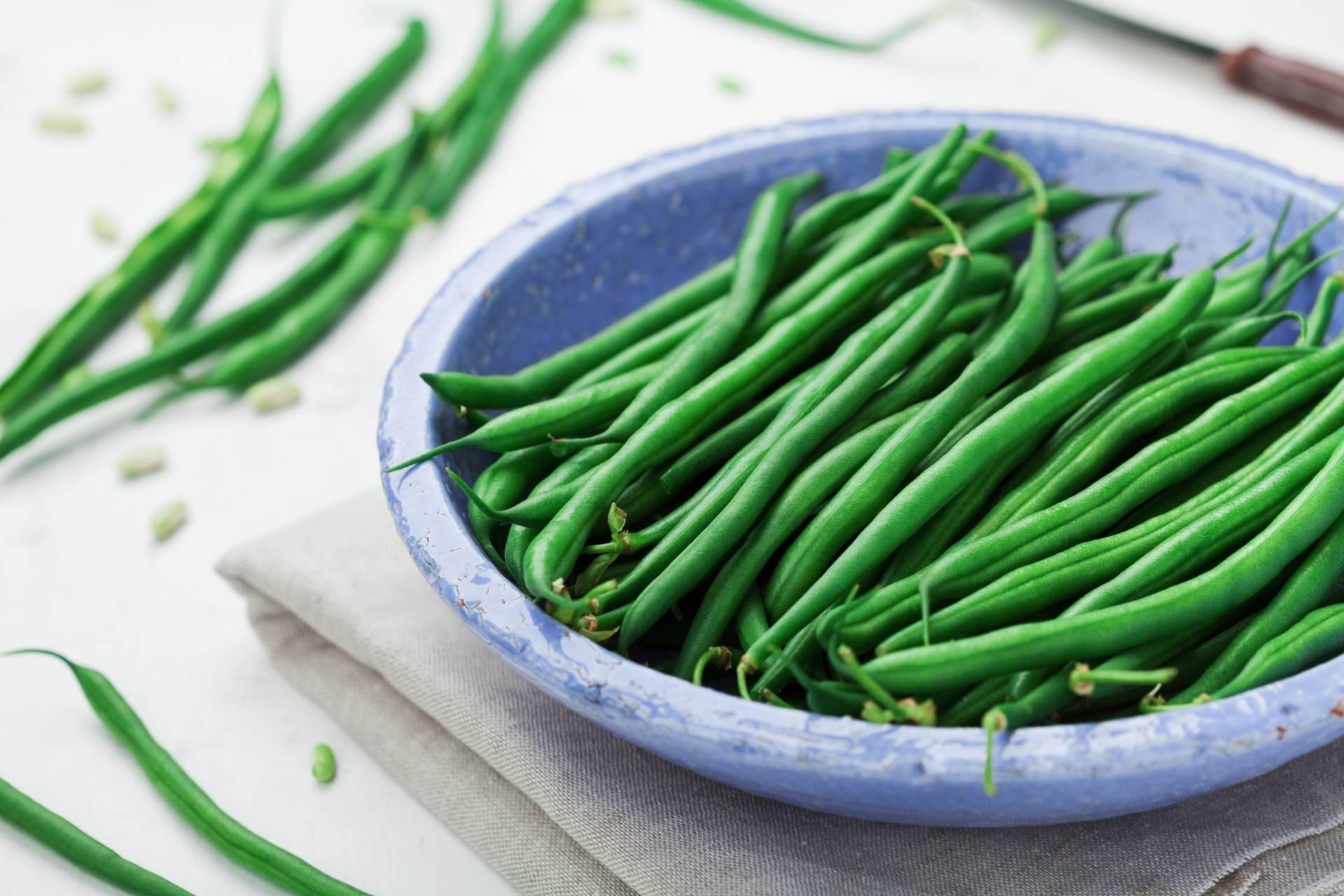 Ogródek warzywny na balkonie: jak siać fasolkę szparagową?