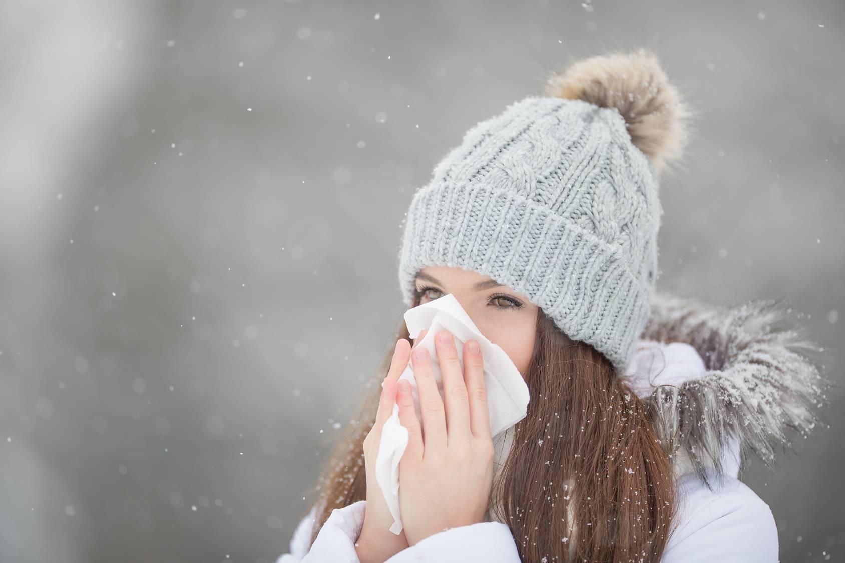 5 objawów grypy