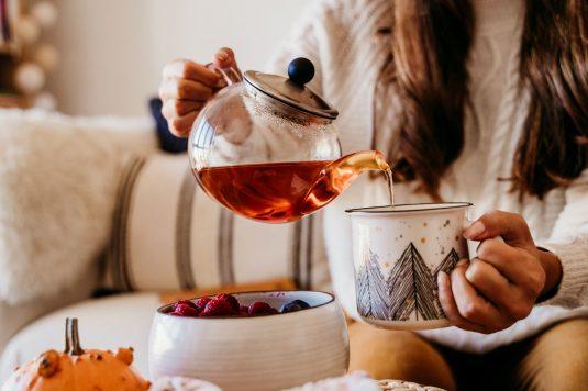Najlepsza herbata na kaszel.