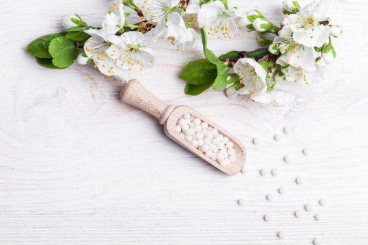 Homeopatia na wątrobę.