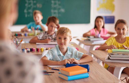 Szkoła integracyjna dla wszystkich dzieci.
