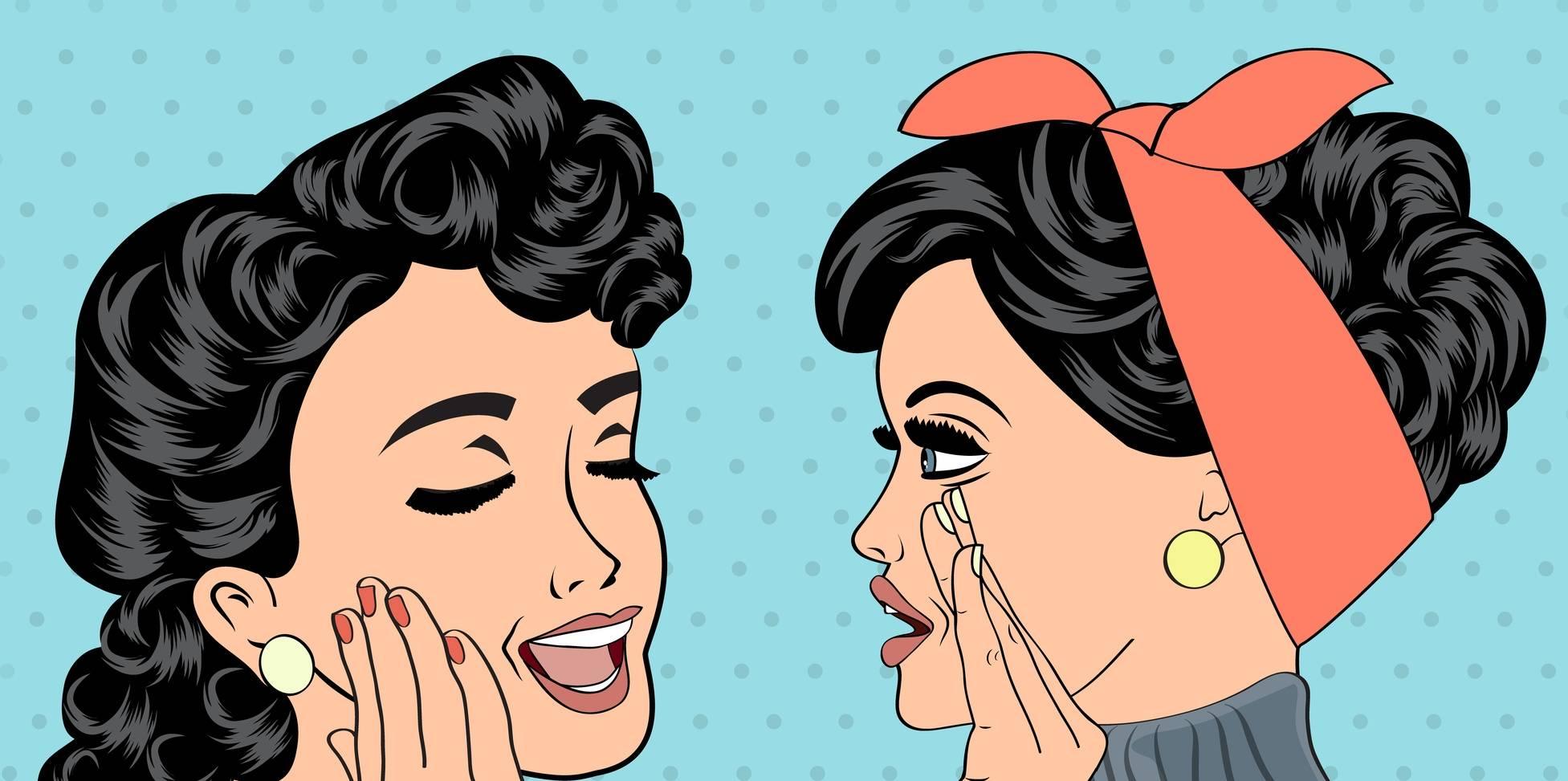 Jak walczyć z plotkarzami? Jak ochronić się przed plotką na swój temat?
