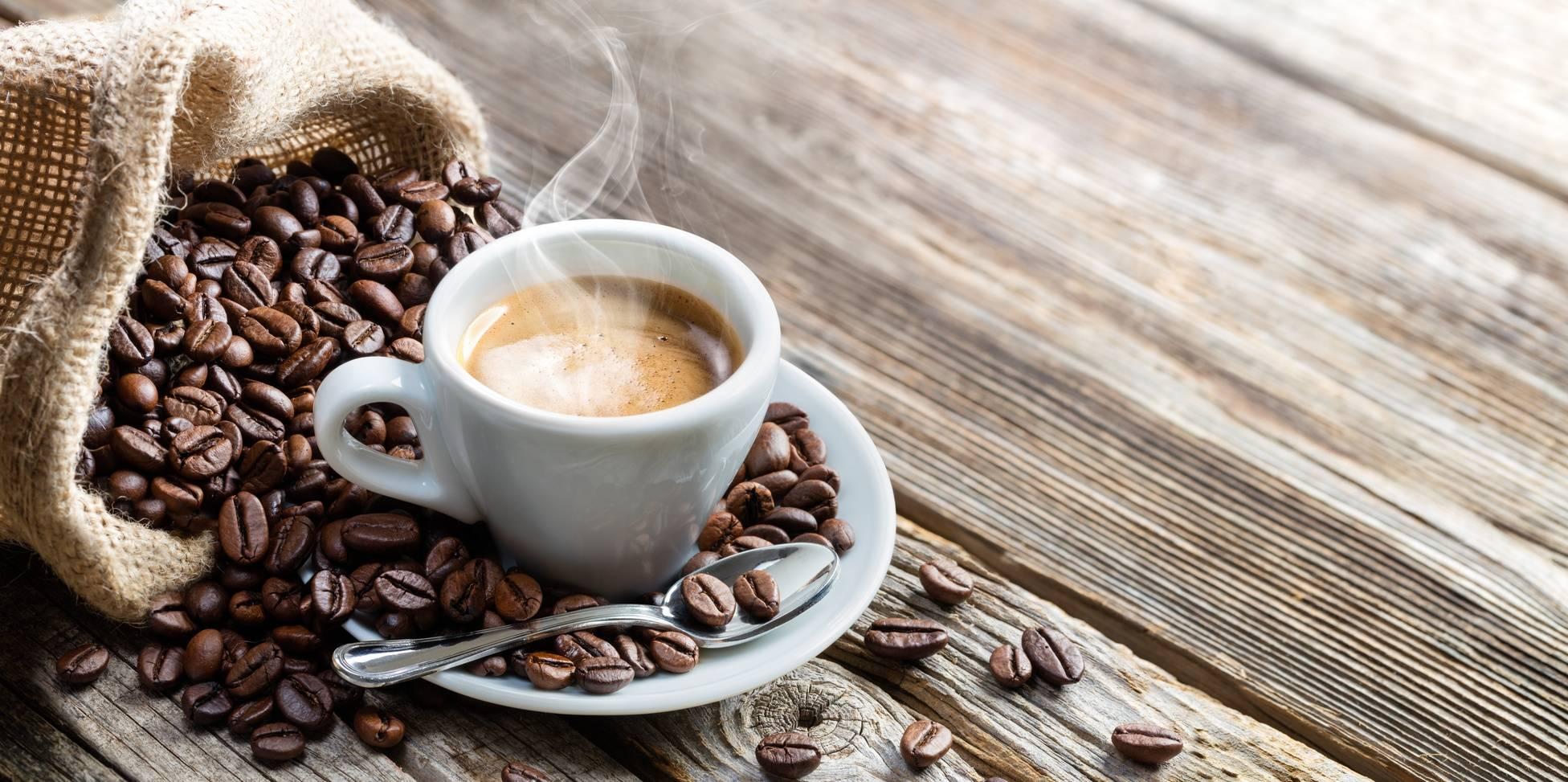 Kawa zawiera kofeinę. Czy kofeina jest zdrowa?