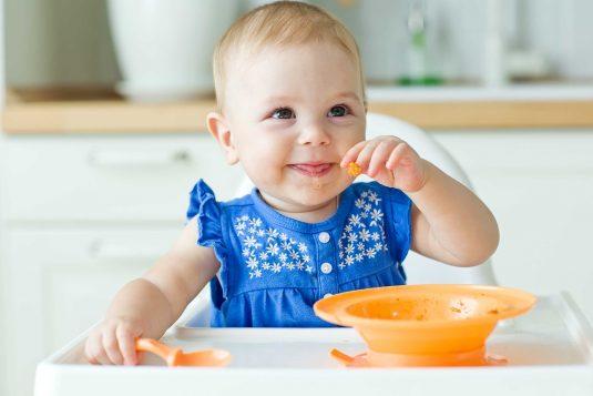 Jak gotować dla niemowlaka?