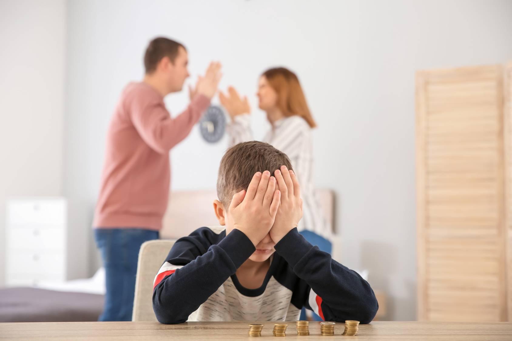 Jak rozmawiać z dzieckiem o rozwodzie?