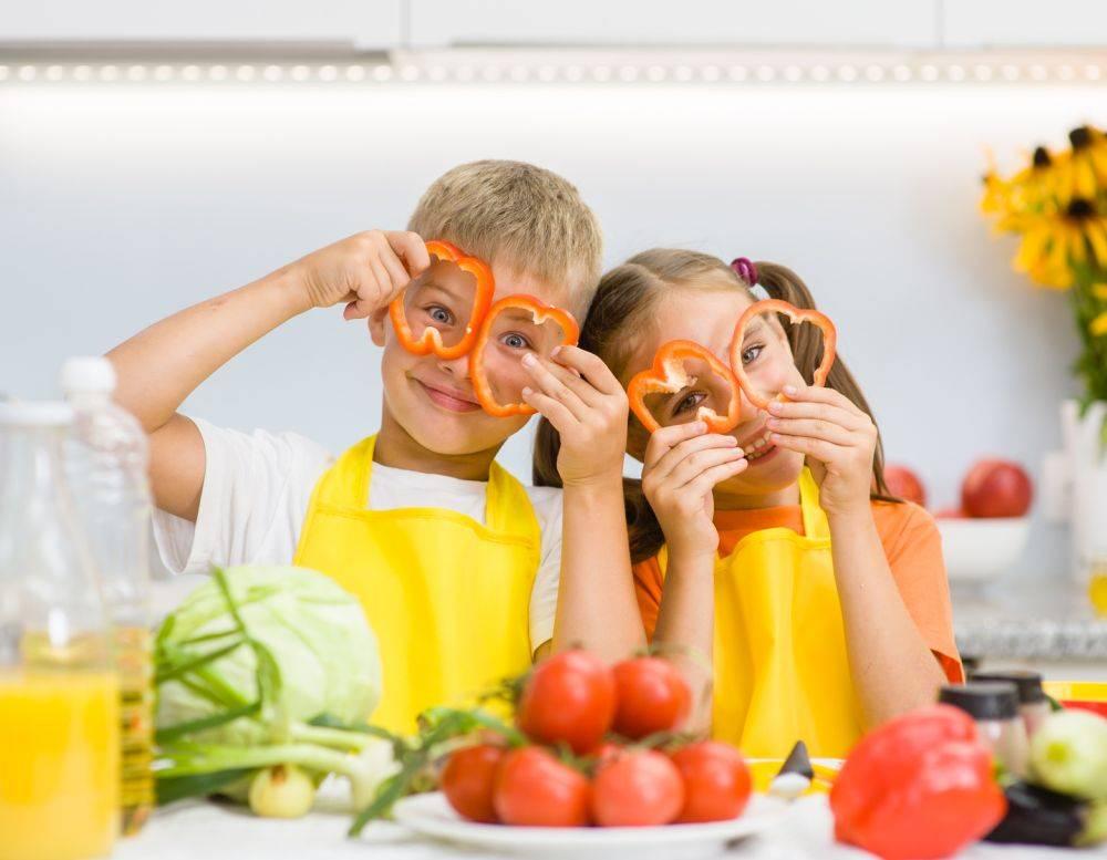 jak przekonac dziecko do jedzenia warzyw