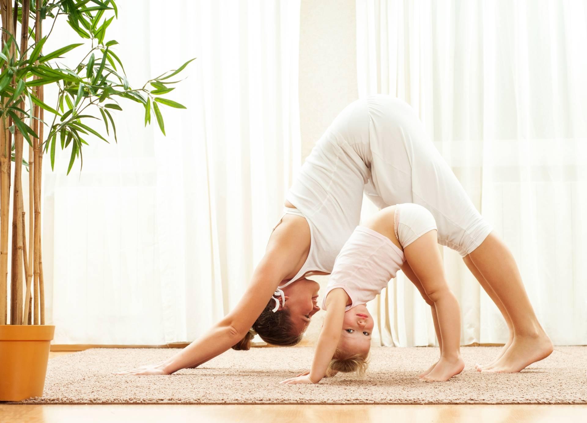 Ćwiczenia z dzieckiem: jak ćwiczyć z dzieckiem w domu?