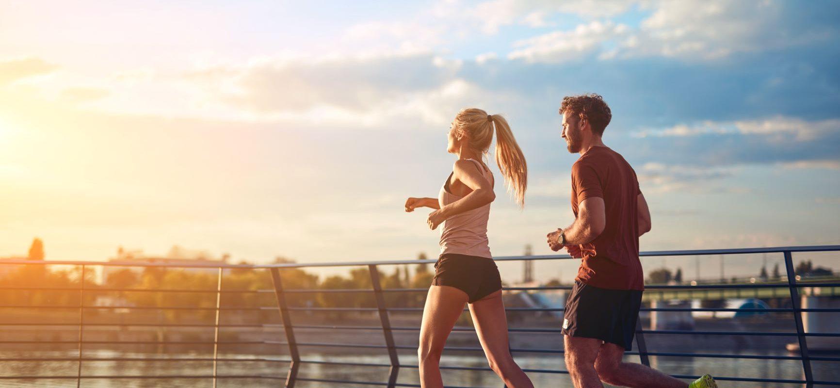 Regularna aktywność fizyczna wspiera pracę mózgu.