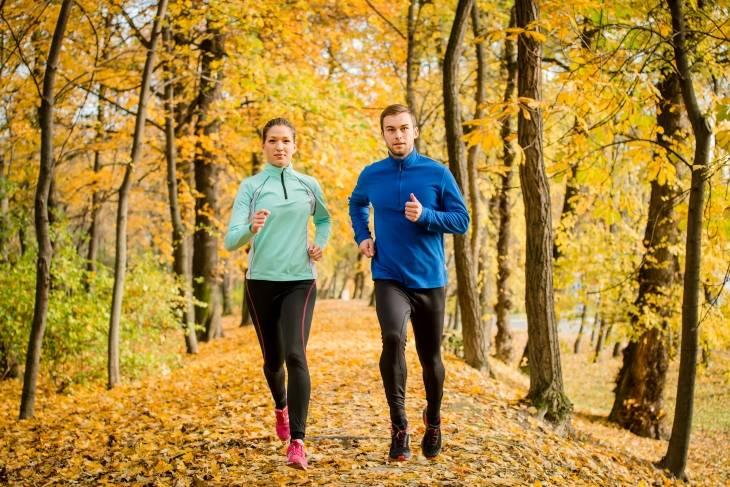 Bieganie to doskonały trening cardio.