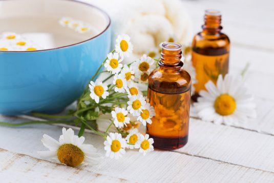 Leczenie roślinami i ziołami - naturalne antybiotyki.