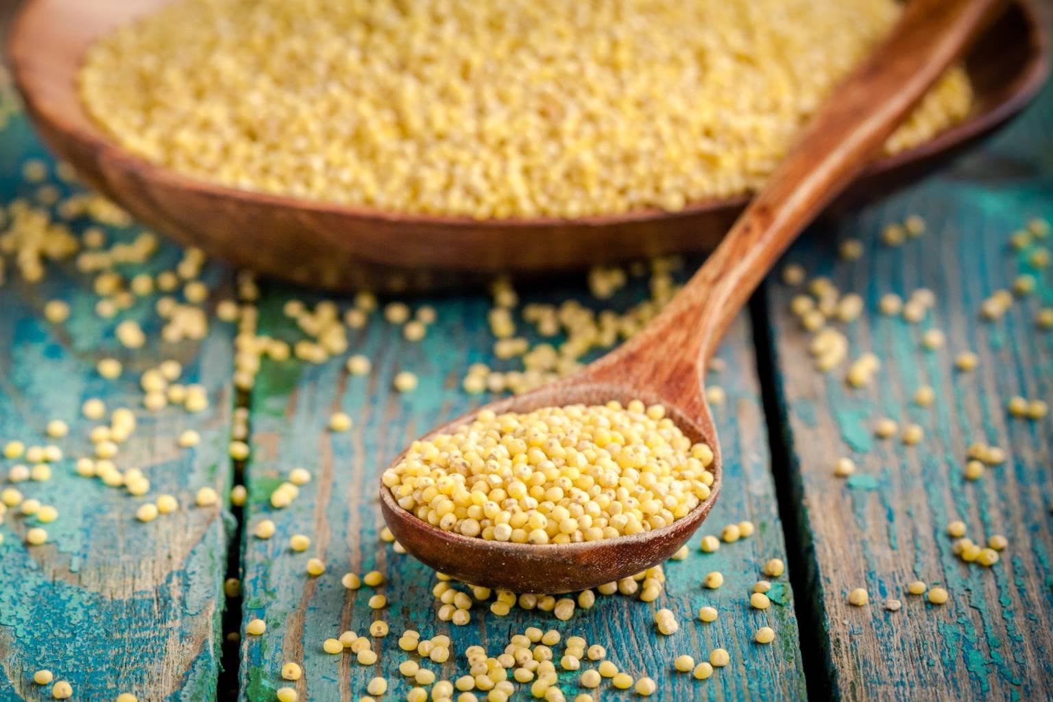 Kasza jaglana - co jeść na diecie lekkostrawnej?