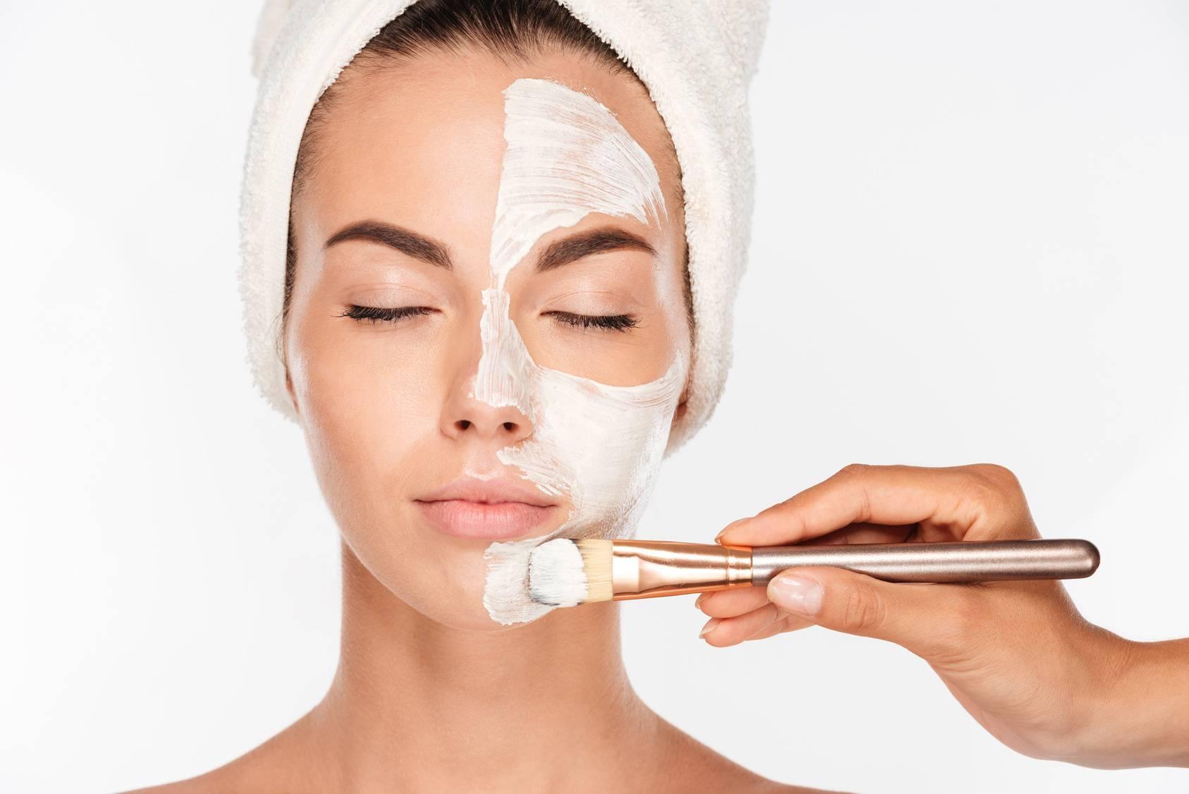 Pielęgnacja skóry - krem przeciwsmogowy.