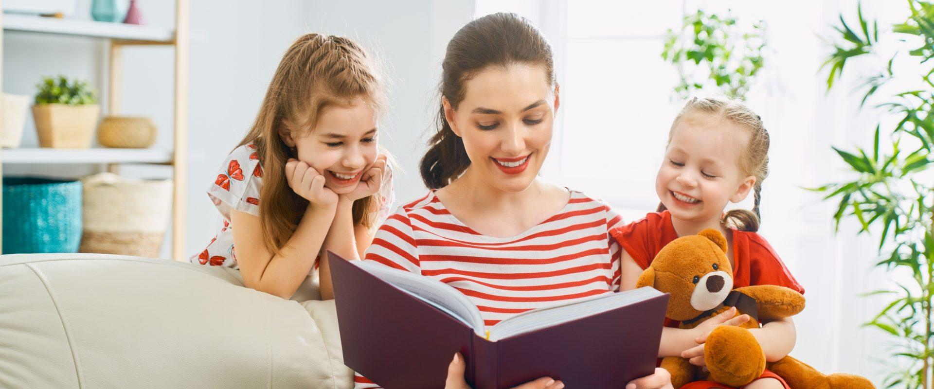 Książki dla dzieci do wspólnego czytania Top 10.