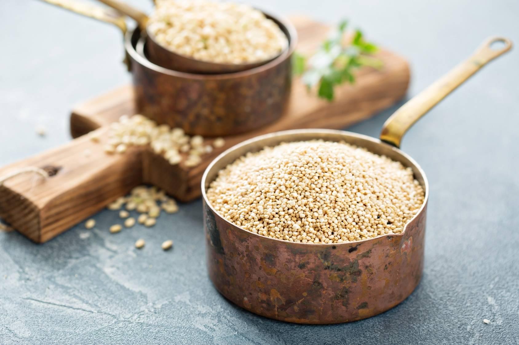 Lebioda - biała komosa - quinoa