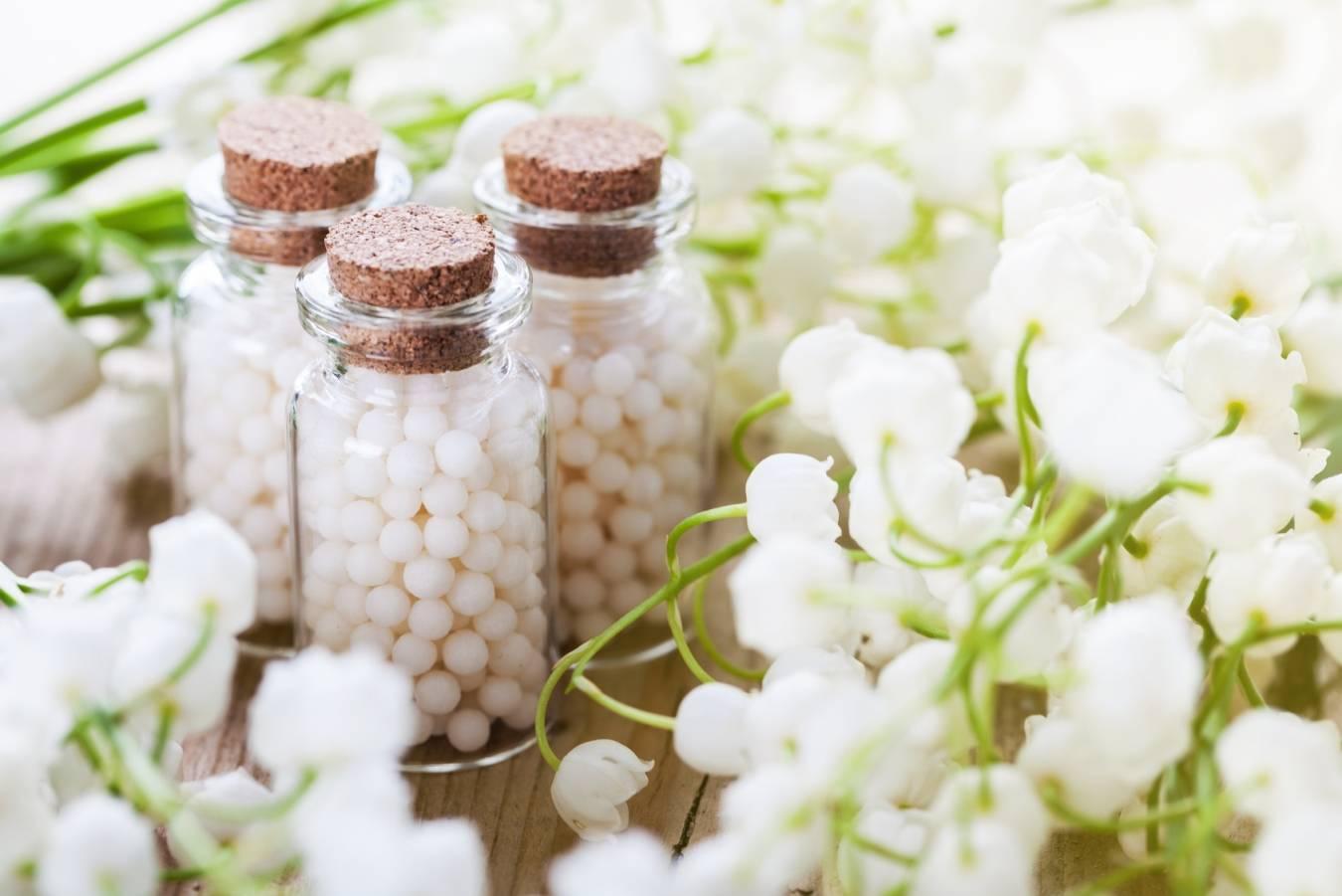 Holizm w homeopatii.