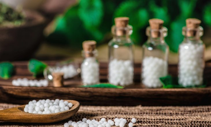 Nux vomica - lek homeopatyczny.