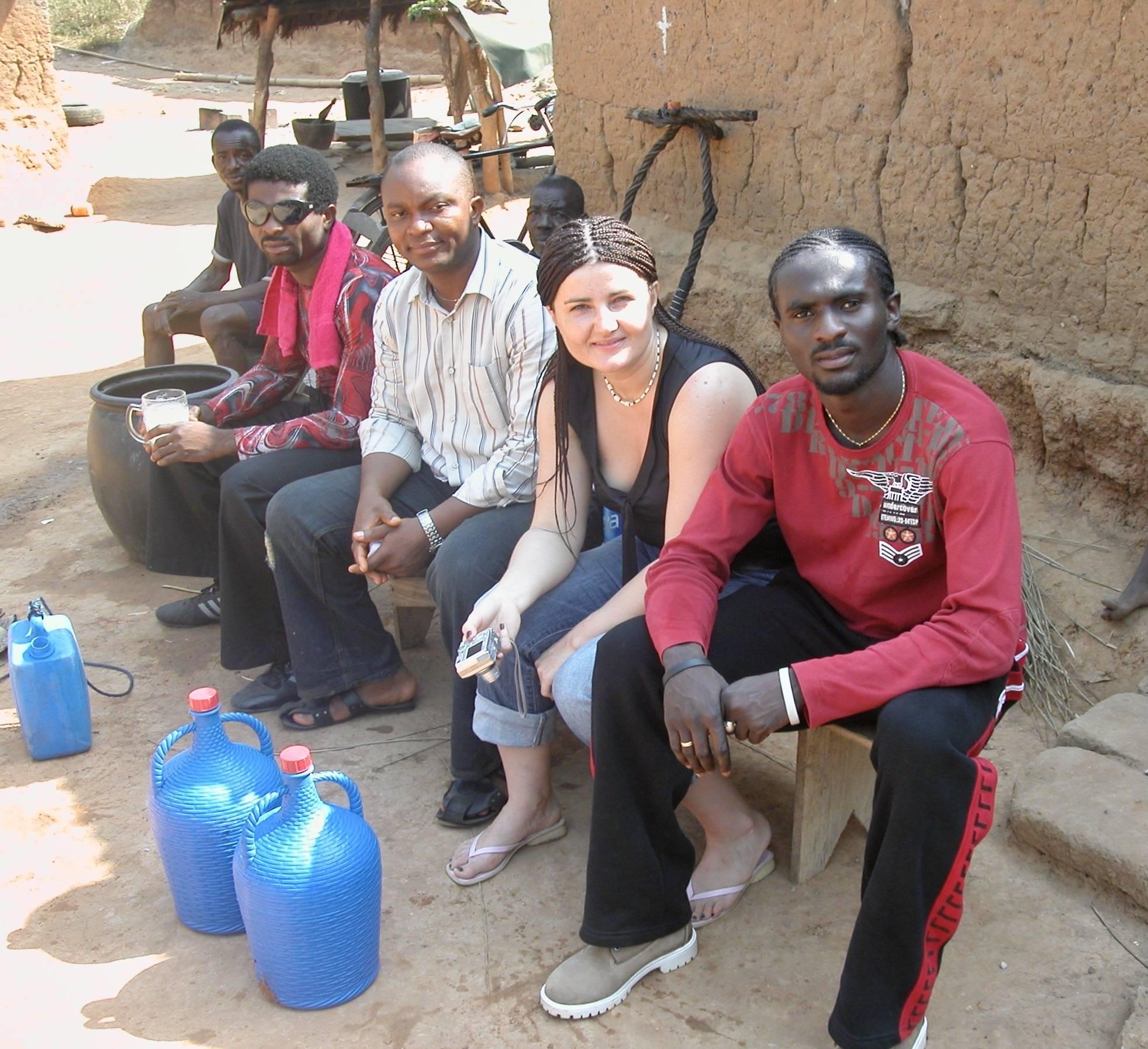 Lidia i Arinze Nwolisa w Nigerii. Jak pokochać inność?