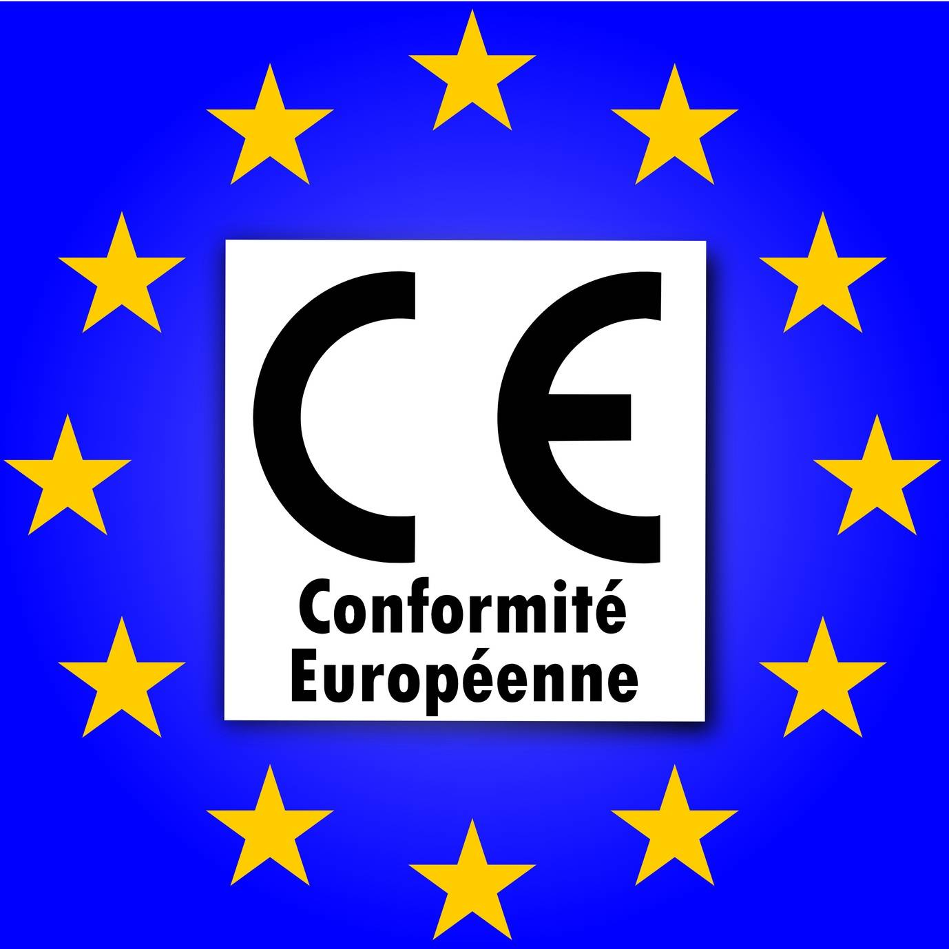 Logo Conformitee Europeenne CE