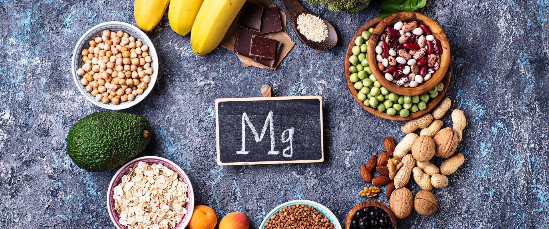 Magnez - w czym jest, gdzie go szukać w diecie? Produkty spożywcze bogate w magnez.