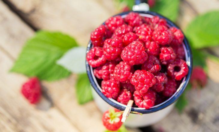 Maliny - są super zdrowe, ale uwaga na fruktozę!