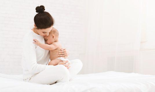 Rozstęp mięśni prostych brzucha po porodzie.