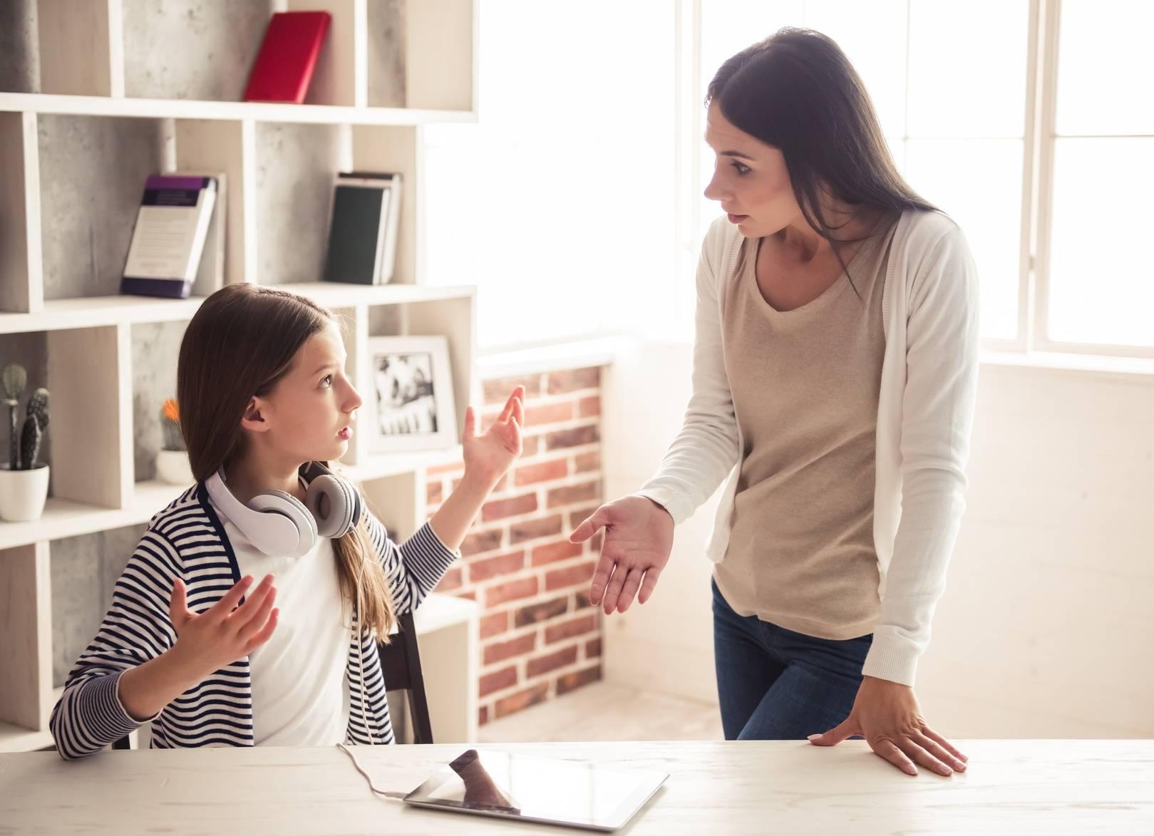 Relacje matka córka - okres dojrzewania