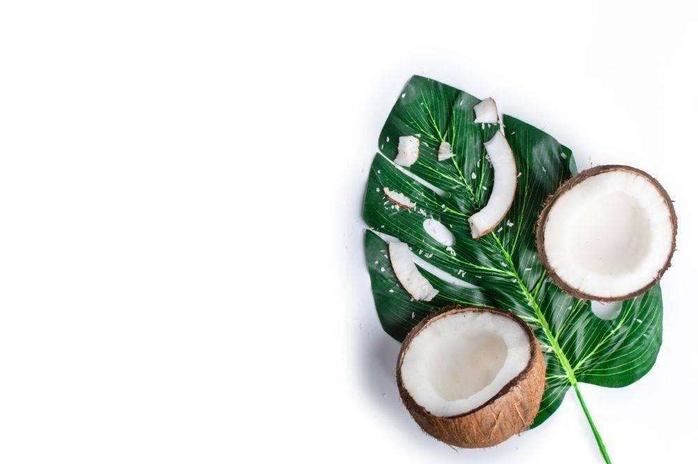 mleko kokosowe niszczy zarazki i ratuje jelita