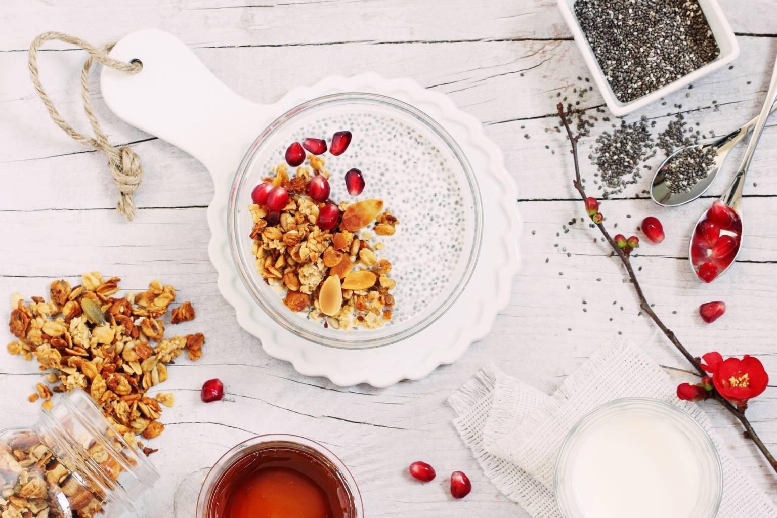 Nasiona chia - dlaczego warto je jeść?