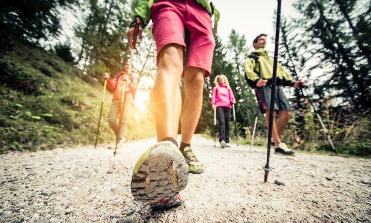 nordic walking dla początkujących - jak go uprawiać poprawnie?