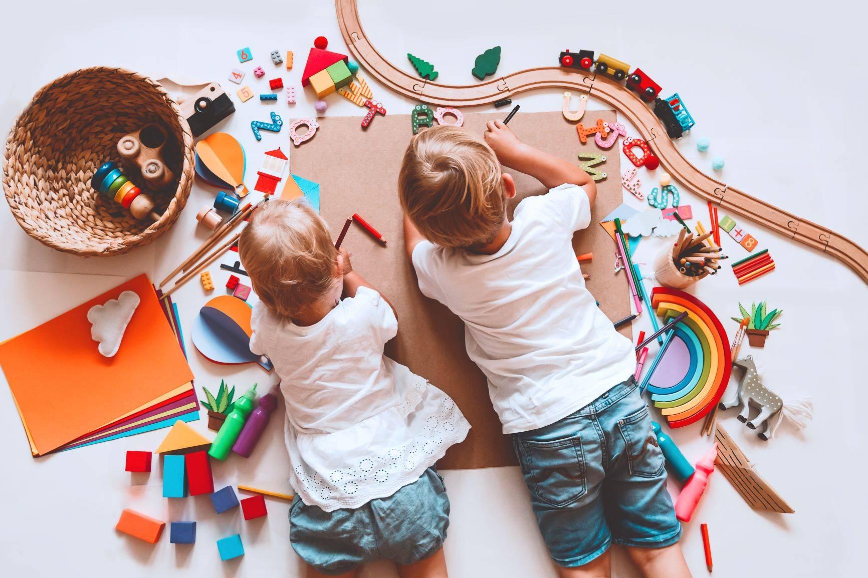 Zabawy dla dzieci, czyli w co się bawić z przedszkolakiem?