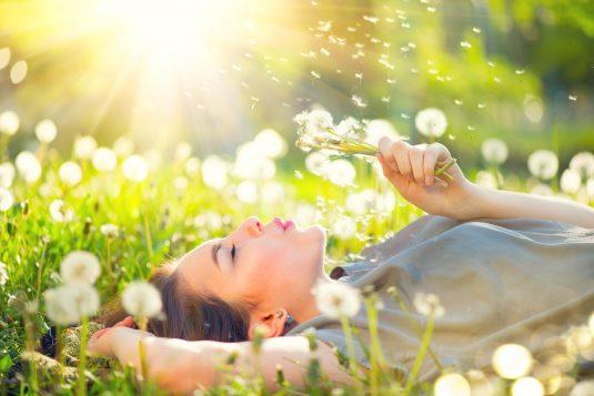 Naturalne sposoby na alergię.